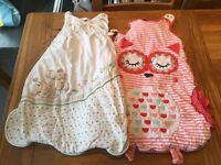 4 x 2.5 tog Gro bags 0-6 months