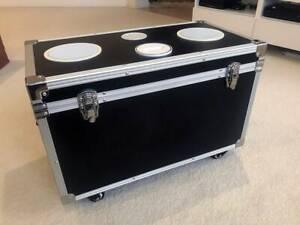 iPod Dock Ice Box Esky Music Cooler Road Case