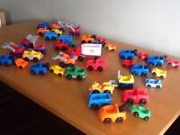 Fisher Price Little People Vehicle sets