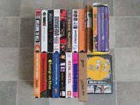 Classic skateboarding videos (VHS + DVD)
