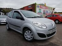 **6 MONTHS WARRANTY** RENAULT TWINGO FREEWAY 1.2 (2010) - 3 DOOR - IDEAL FIRST CAR - HPI CLEAR!