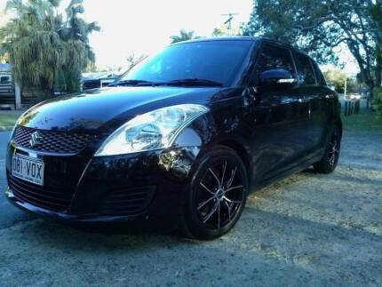 2012 Suzuki Swift Hatchback auto.. $$ Spent, Urgent Sale !! Caloundra Caloundra Area Preview