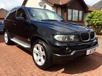 BMW X5 3.0 d Sport Reg Jan 2005
