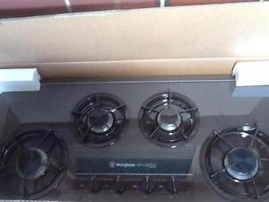 Westinghouse Silhouette Series  4 burner Gas Cooktop Willetton Canning Area Preview