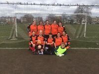 Women's Football Goalkeeper needed - Clapham Friendly League