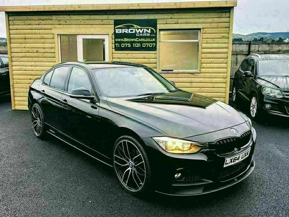 2014 Bmw 320d Sport M Performance Kit Finance Available 63 A Week In Newry County Down Gumtree