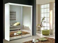 ✨✨Elegant New STYLISH STORAGE SLIDING DOOR WARDROBE Available- Better Price Best Quality✨✨