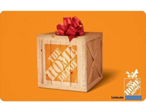 Home Depot 5 OFF50 SAVING DISCOUNT  or 1O_OFF1OO