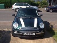 Mini One 1.6 Petrol British Racing Green