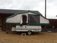 CONWAY CRUISER '6 BERTH' TRAILER TENT (LIVING THE DREAM) *NO VAT - SAVE 20%*
