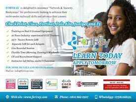 Multi-Vendor Network Security Engineer Training, CCNA, CCNP, CCIE