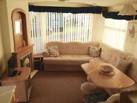 Cheap static caravan IOW for sale, site fees included, 12 month season, sea views, isle of wight