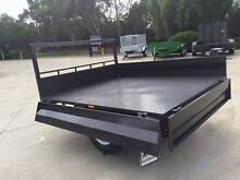 7x6 Tray Top Heavy Duty Single Axle Trailer (Flat Top) Barossa Area Preview