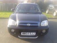 2005 Hyundai Santa Fe Cdx Crtd