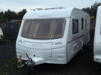 2006 coachman pastiche 520/4 berth end changing room