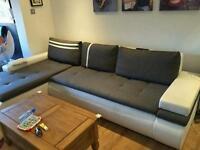 Corner sofa bed 300 / 180
