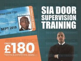 SIA Security Training & Online Courses