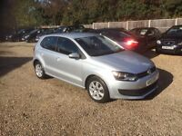 2010 VW POLO 1.4 PETROL 7 SPEED DSG AUTOMATIC LOW MILES