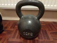 Kettlebell 32kg Cast Iron