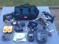 Ryobi One 18v Power tool Kit