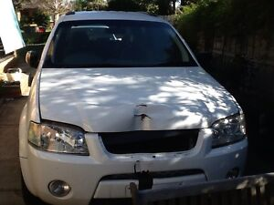 2004 Ford Territory Low Kms Mount Waverley Monash Area Preview