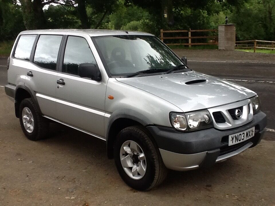 nissan terrano 2 7 diesel 7 seater 4x4 2003 88000 miles in haverfordwest pembrokeshire gumtree. Black Bedroom Furniture Sets. Home Design Ideas
