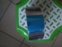 50mm X 45mtrs ALUMINIUM HEAT INSULATION FOIL TAPE
