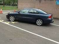 2005 Volvo Saloon S60 mot'd sept 2017 in good condition