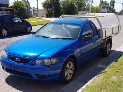 2004 FORD FALCON COLUMN AUTO ALLOY TRAY - LPG PETROL - WORK REQUI Southport Gold Coast City Preview