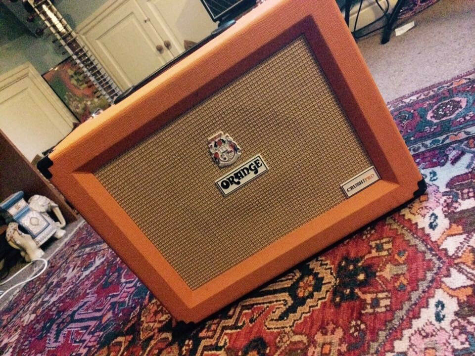 ORANGE CRUSH PRO CR60 Combo Guitar Amp