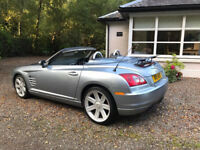 X MAS GIFT FOR THAT LADY IN YOUR LIFE !! CROSSFIRE . 2004 YEAR MOT 150K FSH, DRIVE'S SUPERB