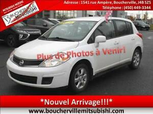 2010 Nissan Versa *AIR CLIMATISÉ, REG. VITESSE*