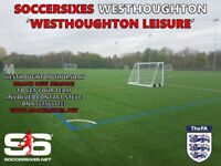 Westhoughton 7aside League Teams Wanted
