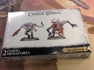 40K Warhammer AOS Chaos Spawn NIB Sealed