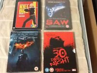 New. DVDs