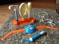 Fisher Price 3 in 1 Smart Sports Plug In
