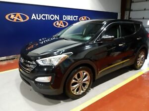 2013 Hyundai Santa Fe Sport 2.0T Limited LOADED!!! LEATHER, S...