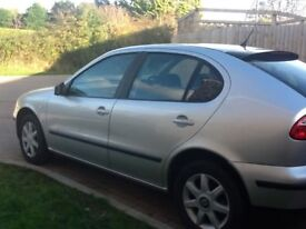 seat leonTDI £550 may px no time wasters