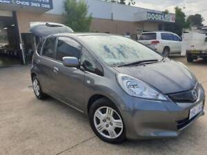 2011 Honda Jazz GLi LIMITED EDITION Auto Hatchback 1 OWNER LOW KLMS Roselands Canterbury Area Preview
