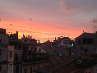 Apartment 32 m from the center of Rome 2 bedrooms