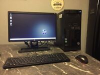 HP Pro 3305 Series Desktop PC