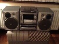 aiwa nsx-s505 digital audio system