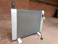 Large Electric Heater / Radiator with remote control
