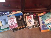 YEAR 12/11 TEXTBOOKS + STUDY GUIDES [SECOND-HAND] GREAT QUALITY Castle Hill The Hills District Preview
