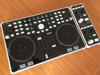 Vestax VCI-300 DJ Controller with Vestax VFX-1 Effects controller & Serato