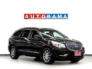 2014 Buick Enclave CXL LEATHER 7 PASSENGER AWD