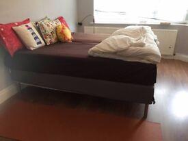 ikea Espevär sprung mattress base