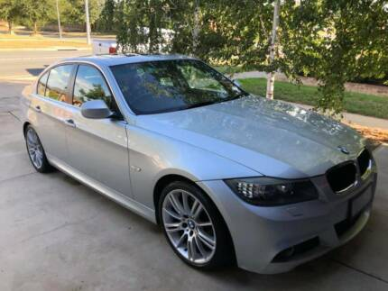 2010 BMW 320d M-Sports Amaroo Gungahlin Area Preview