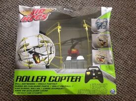 Air Hogs Roller Copter Remote control Toy