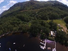 Moorings available on south side of Loch Earn. *PRICE REDUCED*